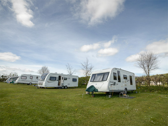 Store your caravan in south devon for the winter